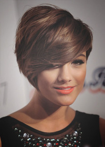 Cute-short-haircuts-with-bangs