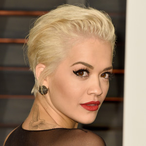 BEVERLY HILLS, CA - FEBRUARY 22: Actress/singer Rita Ora attends the 2015 Vanity Fair Oscar Party hosted by Graydon Carter at Wallis Annenberg Center for the Performing Arts on February 22, 2015 in Beverly Hills, California. (Photo by Pascal Le Segretain/Getty Images)